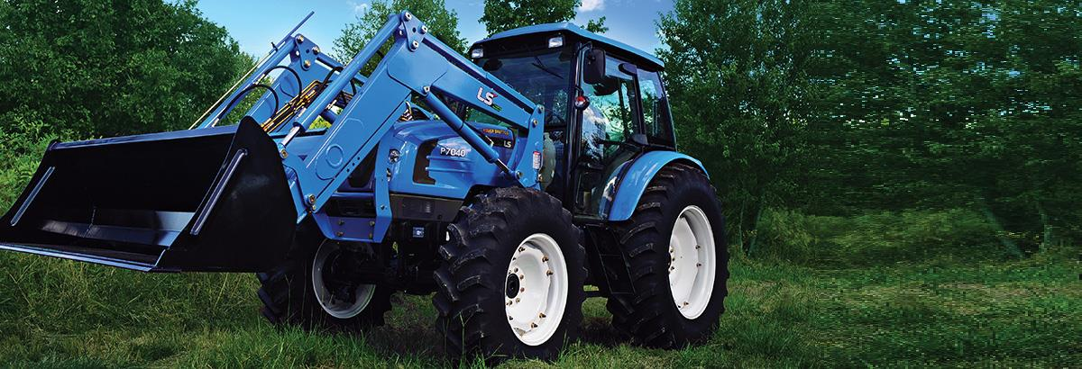 Welcome to LSMtron Agricultural Tractors Website